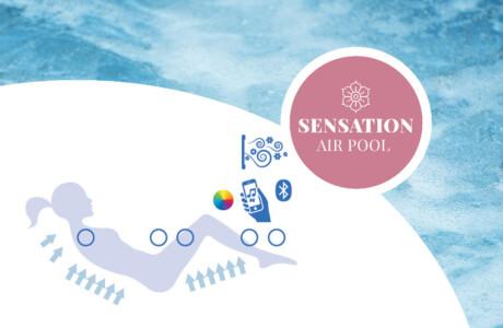 Sensation Air Pool